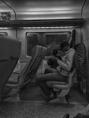 20092019-IMG_20190920_063340-2 (Ringela) Tags: på tåget dalarna september 2019 sweden blackandwhite huawei cellphone