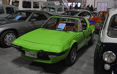 Fiat X1/9 (1974) // FI-G36869 (baffalie) Tags: auto voiture ancienne vintage classic old car coche retro expo italia sport automobile racing motor show collection club course race circuit italie milan fiera moto bike motorbike motocycle