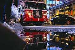 FDNY (Stockografie) Tags: fuji fujifilm nyc newyork travel usa x100f rni agfa optima fdny