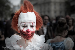Zombie... (Daniel Jost Photography) Tags: 2019 canonef70200mmf28lusm canoneos5dmarkiv dj france lightroom paris zombie zombiewalk photo photographe picture