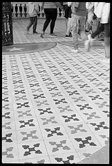Going (nenahuak) Tags: street tiles patterns minolta rokkor