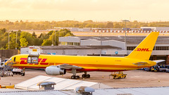 Boeing 757-28A(PCF) G-DHKK DHL Air (William Musculus) Tags: london heathrow lhr egll spotting aviation plane airplane airport william musculus gdhkk dhl air boeing 75728apcf d0 dhk 757f 757200f 757200pcf 757200sf
