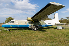 TempelhofAirways_N262_N106TA_20191013_THF-1 (Dirk Grothe | Aviation Photography) Tags: nord 262 tempelhof airways n106ta berlin