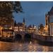 Alkmaar by night