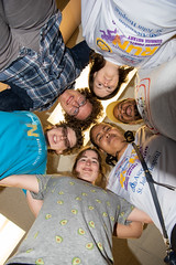 LV5_4939 (tedcoutilish) Tags: fullcirclefoundation fullcircle grossepointe michigan team26 microbuisness lisavreedephotography teamwork friends hands