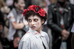 Zombie (Daniel Jost Photography) Tags: 2019 canonef70200mmf28lusm canoneos5dmarkiv dj france lightroom paris zombie zombiewalk photo photographe picture