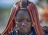 Himba Woman - Kaokoland (Hannes Rada) Tags: namibia kaokoland himba woman