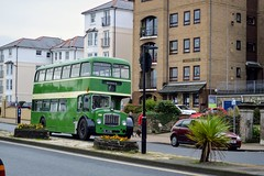 611 CDL479C (PD3.) Tags: bristol lodekka ecw 611 cdl479c cdl 479c isle wight iow hants hampshire england uk great britain newport godshill quay harbour bus buses museum preserved vintage running day rally autumn sunday 12 13 october 2019 southern vectis