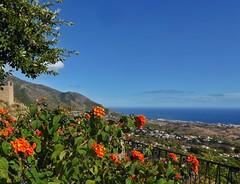 Stunning views at Mijas (Andreadm66) Tags: landscape spain view mijas sea blue costadelsol