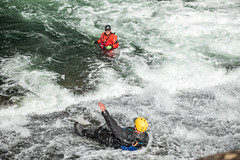 Training not for the faint-hearted