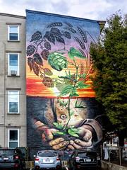 Mural (J Wells S) Tags: mural wallart streetart publicart overtherhine otr cincinnati ohio urban urbanart urbanstreetscene blinkcincinnati