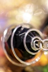 Wire (haberlea) Tags: home wire macromonday bead jewellery metal macro necklace