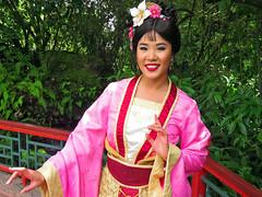 Mulan (meeko_) Tags: mulan characters disneycharacters china chinapavilion worldshowcase epcot themepark walt disney world waltdisneyworld florida