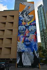 Mural, 20 Charles Street East, Toronto, ON (Snuffy) Tags: toronto ontario canada murals 20charlesstreeteast level1photographyforrecreation justusbecker streetartoronto startoronto start2019muralexchangeproject