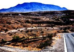 Desert roads (thomasgorman1) Tags: desert colors processed colorized az arizona landscape outdoors nikon mountains