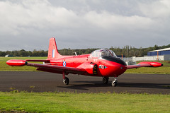 Jet Provost T3A XN459 G-BWOT (spbullimore) Tags: t3 jetfest weald north 2019 uk force air royal raf bac provost jet hunting t3a xn459 gbwot