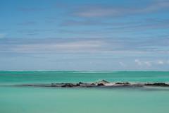 lavaslide (rol-and) Tags: africa mauritius landscape full general longexposure sony day loxia2485 loxia east turqoise colour nd sun blue indian ocean fullframe bright e sea island zeiss bw sunlight coast lava seascape