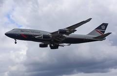 British Airways (Landor Retro Livery) Boeing 747-436 G-BNLY (josh83680) Tags: heathrowairport heathrow airport egll lhr gbnly boeing boeing747436 747436 boeing747400 747400 landor retro livery landorretro landorretrolivery britishairways british airways
