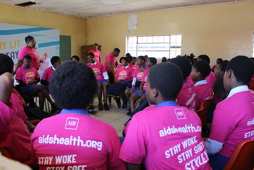 International Day of the Girl Child: Duytwa, South Africa