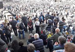 Berlin 13.10.2019 (w.friedler) Tags: bebelplatz humboldtuni staatsoper unterdenlinden meeting kundgebung unteilbar