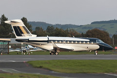 IAI Gulfstream G280 N272GA (Mark McEwan) Tags: gulfstreamaerospace gulfstream iai g280 n272ga aviation aircraft airplane dundee dundeeairport bizjet dnd