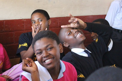 International Day of the Girl Child: Umlazi, South Africa