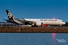ZK-NZL NZ B789 34L YSSY-8366 (A u s s i e P o m m) Tags: sydney newsouthwales australia airnewzealand na boeing b789 syd yssy sydneyairport