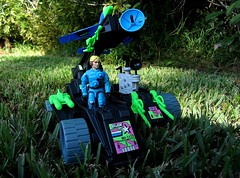 Psy-Ops Attack (decobray) Tags: gi joe psyche out sonic fighter attack cruiser