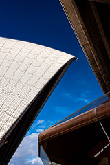Opera House perspective (Just_Maze) Tags: sydney opera house perspective architecure australia