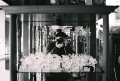 Just another selfie (olovsebastian) Tags: film filmphotography analog analogue analoguephotography analogphotography ilfordsuperxp2400 ilfordxp2 xp2 nikon nikonf501