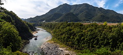 Hantan River (TigerPal) Tags: korea republicofkorea landscape rok southkorea nature hantangang hantanriver pocheon rural natural river mountain scenery beautiful