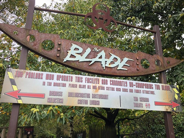 The Blade closed in October 2019