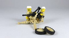 Breda Model 35 (Rebla) Tags: lego ww2 wwii world war ii 2 breda model 35 cm 2cm 2mm mm anti air italian italy cannon