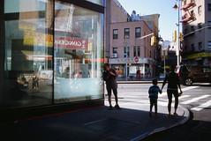Shadowplay (GPhace) Tags: 2019 35mm brooklyn e100 ektachrome100 filmphotography kodak madewithkodak minoltax700 nyc newyorkcity slidefilm filmgrain manualfocus streetphotography