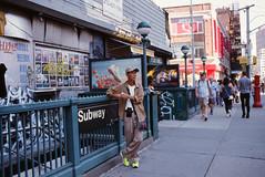 The Gucci Man (GPhace) Tags: 2019 35mm brooklyn e100 ektachrome100 filmphotography kodak madewithkodak minoltax700 nyc newyorkcity slidefilm filmgrain manualfocus streetphotography