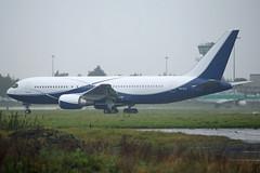 Comlux Aviation Boeing 767-2DX(ER), P4-CLA (Trevor Mulkerrins) Tags: comlux aviation boeing 7672dxer p4cla 32954
