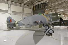 RAF Hawker Tempest PR536 (Rob390029) Tags: raf pr536 museum hendon london hawker tempest
