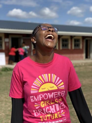 International Day of the Girl Child: Umlazi, South Africa