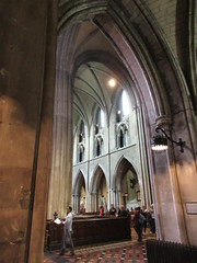 Arch framing bays of nave, St. Patrick's Cathedral, Dublin, Ireland (Paul McClure DC) Tags: dublin ireland éire leinster may2018 countydublin cathedral historic architecture