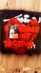 out to get ya (agent paranoia) Tags: laser314 amsterdam streetart graffiti love