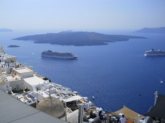 Fira (mnovela2293) Tags: santorinifira islacapital cíclades grecia europa