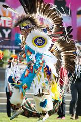 Native American (Alice_McCAnn) Tags: fanceydancer nativeamerican nativeamericanday oklahoma tulsa colors dance performer native culture guthriegreen tulsaoklahoma regalia outside todayssnap