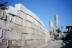 Cement Factory (dtanist) Tags: nyc newyork newyorkcity new york city sony a7 7artisans 35mm brooklyn gravesend cement factory bricks