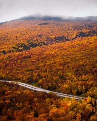 New Hampshire (TomBerrigan) Tags: new hampshire foliage fall autumn nh franconia notch cannon echo lake i93