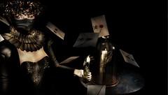 Silence (tralala.loordes) Tags: fashion sl event fantasy secondlife tra nutmeg tralala flickrart flickrblogging tralalaloordes eclipseevent eclipseblogger candle ionic lode junbug slblogging slfashionblogging zsfalconmask {cc}handofgloryinbelljarheldcandle