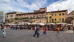 Palazzo di Cansignorio (rickmcgrath383) Tags: italia italy palazzodicansignorio piazzadelleerbe veneto verona
