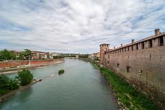 Castel San Pietro (rickmcgrath383) Tags: adigeriver castelsanpietro castelvecchiobridge italia italy veneto verona