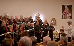 Le Madrigal de Nîmes, concert à la chapelle de l'Ancyse de Bagnols sur Cèze - IMBF6349 (6franc6) Tags: chorale concert musique chant rencontre occitanie languedoc nîmes 6franc6 2019 automne