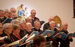 Le Madrigal de Nîmes, concert à la chapelle de l'Ancyse de Bagnols sur Cèze - IMBF6343 (6franc6) Tags: chorale concert musique chant rencontre occitanie languedoc nîmes 6franc6 2019 automne
