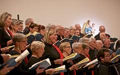Le Madrigal de Nîmes, concert à la chapelle de l'Ancyse de Bagnols sur Cèze - IMBF6341 (6franc6) Tags: chorale concert musique chant rencontre occitanie languedoc nîmes 6franc6 2019 automne